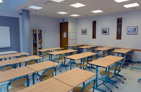 Grande salle d'études