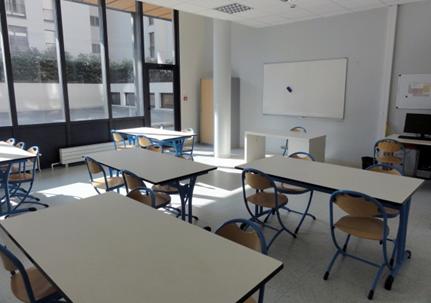 Petite salle d'études